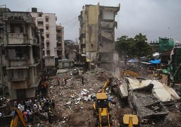 W centrum Bombaju runął budynek. Pod gruzami może być wiele osób