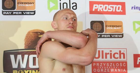 """Pięściarz Krzysztof """"Diablo"""" Włodarczyk, który w pojedynku z Rosjaninem Rachimem Czakijewem po raz piąty będzie bronił mistrzostwa świata WBC w kategorii junior ciężkiej przyznał, że czuje na sobie sporą presję i odpowiedzialność. Pojedynek zostanie rozegrany 21 czerwca w Moskwie."""