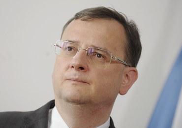 Skandal korupcyjny w Czechach. Dymisji premiera nie będzie