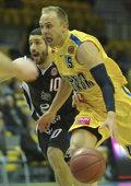 Ekstraklasa koszykarzy: Koszarek i Hosley zdominowali sezon