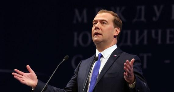 Rosyjski MSZ odmawia komentarza w sprawie rzekomego podsłuchiwania cztery lata temu prezydenta Dmitrija Miedwiediewa w czasie spotkania grupy G20. Zdaniem byłego szefa Federalnej Służby Bezpieczeństwa twierdzi, że takie podsłuchiwanie jest technicznie możliwie.