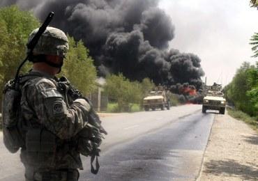 Czterech żołnierzy USA zginęło w ataku talibów w Afganistanie