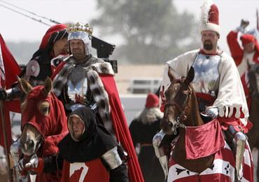 Król Jagiełło zaprasza pod Grunwald: Może w tym roku wygramy