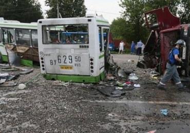 Tragiczny wypadek w Moskwie, 18 osób nie żyje