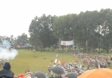 Polsko-krzyżackie starcie na polach Grunwaldu