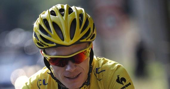 Brytyjczyk Chris Froome wygrał 100. edycję kolarskiego Tour de France. Wyprzedził Kolumbijczyka Nairo Quintanę (Movistar) i Hiszpana Joaquina Rodrigueza (Katiusza). Michał Kwiatkowski (Omega Pharma) ukończył wyścig na 11. miejscu.
