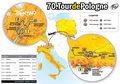 Utrudnienia w ruchu na drogach krajowych z powodu 70. edycji Tour de Pologne