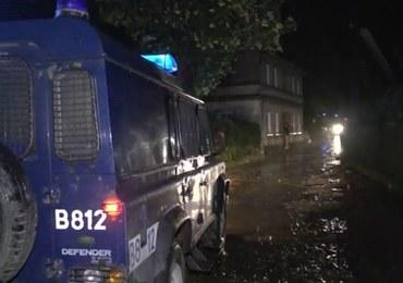 Strażacy interweniowali po nawałnicach na Dolnym Śląsku