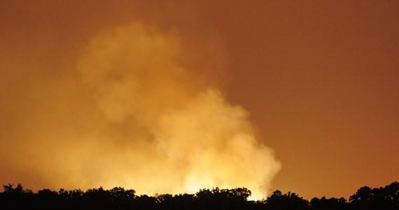 W przepompowni gazu na Florydzie doszło wieczorem lokalnego czasu do serii eksplozji. Eksplodowało kilka dużych zbiorników z gazem.
