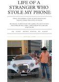 Przestroga dla tych, którzy kradną smartfony