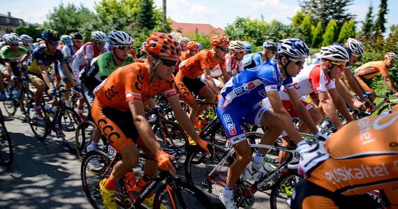 Kolarze startujący w Tour de Pologne wyjadą dziś w góry. Piąty etap poprowadzi z Nowego Targu do Zakopanego. Sprawdź, gdzie spodziewać się utrudnień.