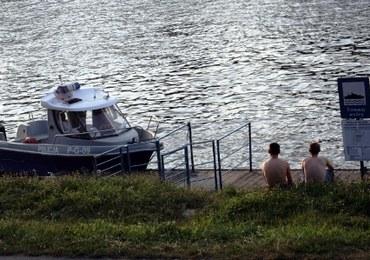 Kompletnie pijani rodzice zabrali synka nad wodę