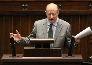 Premier dementuje: Minister Rostowski nie złożył żadnej dymisji
