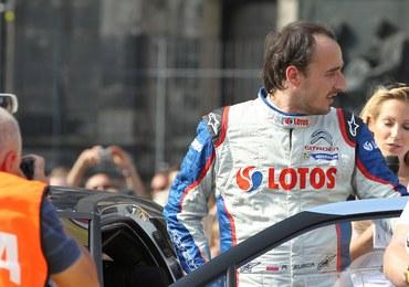 Świetny dzień Kubicy, Polak prowadzi w WRC2 w Rajdzie Niemiec