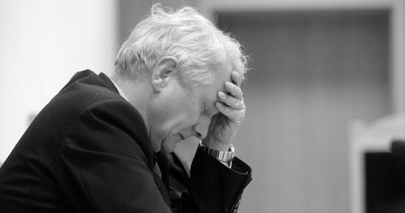 Nie żyje poseł Platformy Obywatelskiej Konstanty Miodowicz. Polityk i polski działacz państwowy miał 62 lata. Zmarł w szpitalu w Warszawie po długotrwałej chorobie.