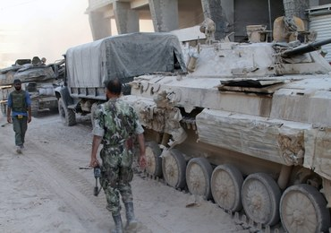 Wielka Brytania i Francja rozważają interwencję w Syrii