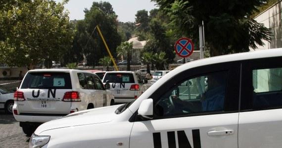 Inspektorzy ONZ ds. broni chemicznej rozpoczęli badania ofiar zeszłotygodniowego domniemanego ataku z użyciem gazu bojowego na jednym z kontrolowanych przez rebeliantów przedmieść Damaszku. Taką informację przekazali w rozmowie z agencją Reutera.