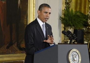 Obama rozważa krótki atak na Syrię
