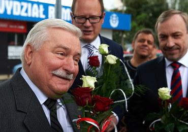 Wałęsa: Sierpień'80 to było największe zwycięstwo w dziejach Polski