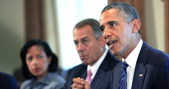 Według projektu rezolucji, który będzie dziś głosowany w komisji spraw zagranicznych amerykańskiego Senatu, prezydent Barack Obama uzyska zgodę na interwencję w Syrii. Nie będą w niej jednak mogły wziąć udziału wojska lądowe. Będzie też ograniczenie czasowe do 60 dni, z możliwością przedłużenia do 90.