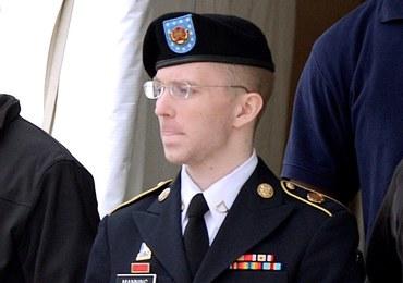 Bradley Manning poprosił prezydenta Obamę o ułaskawienie