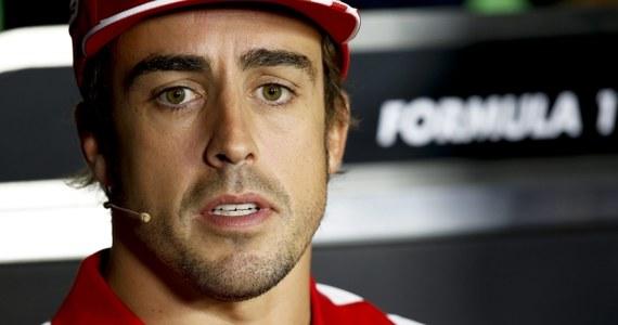 Kierowca Ferrari Hiszpan Fernando Alonso uważa, że jeżeli nie uda mu się pokonać w najbliższych wyścigach Formuły 1 o Grand Prix Włoch i Singapuru lidera mistrzostw świata Niemca Sebastiana Vettela (Red Bull), to jego szanse na zdobycie tytułu spadną do zera.