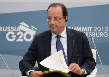 Francja odpuszcza ws. Syrii