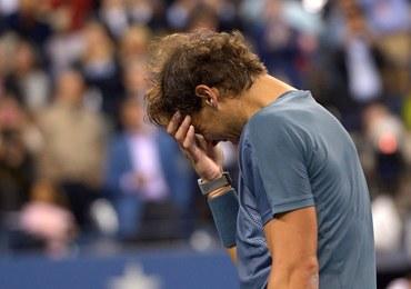 Wygrał US Open i rozpłakał się jak dziecko