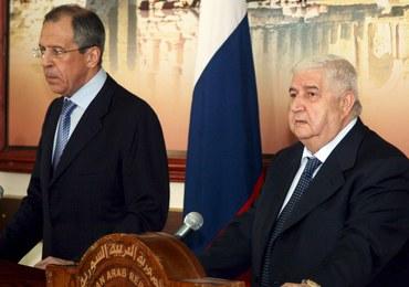 Syria przystąpi do konwencji o zakazie broni chemicznej