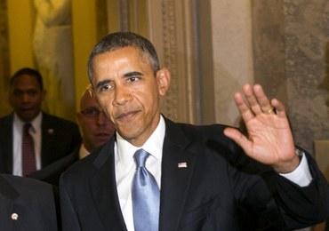 Niespodziewana reakcja Obamy ws. Syrii