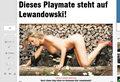 22-latka chętnie pocieszy Lewandowskiego po porażce