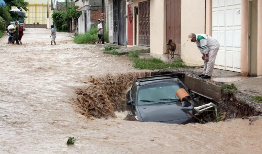 Fot. PAP/EPA/LENIN OCAMPO TORRES