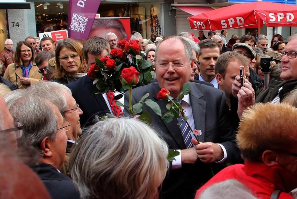 Roland Weihrauch (EPA)