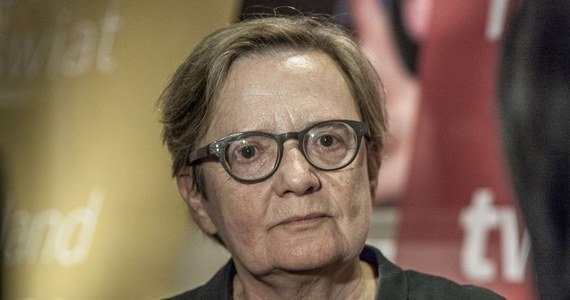 """""""Gorejący krzew"""" Agnieszki Holland opowiadający o śmierci studenta Jana Palacha będzie czeskim kandydatem do Oscara. """"To dla mnie powód do dumy i radości"""" – przyznała reżyserka."""