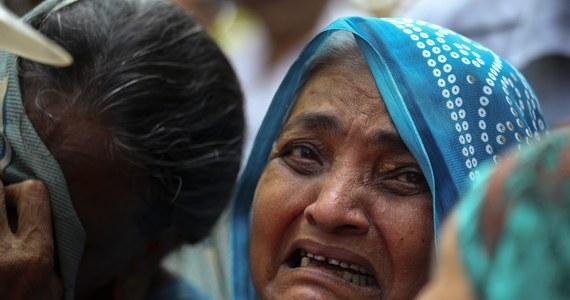 Co najmniej jedna osoba zginęła w zawalonym pięciopiętrowym budynku w Bombaju w Indiach. Władze obawiają się, że pod gruzami uwięzionych jest nawet 70 ludzi. Do tej pory ratownicy wydobyli co najmniej siedem żywych osób.