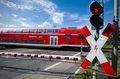 Niemiecki pociąg ICE pomylił drogę