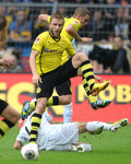 Bundesliga: Łatwe zadanie BVB, debiut Van Marwijka
