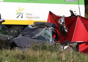 Dwie siostry walczą o życie po wypadku na torach