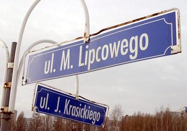 Komunistyczne nazwy ulicy mogą wkrótce zniknąć