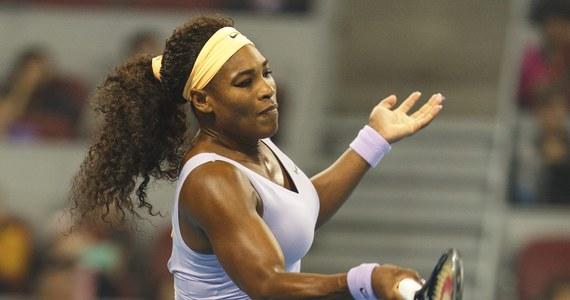 Najwyżej rozstawiona Serena Williams wygrała turniej WTA Tour w Pekinie. W finale liderka rankingu tenisistek pokonała Serbkę Jelenę Jankovic 6:2, 6:2. Tym samym Amerykanka odniosła 56. turniejowe zwycięstwo w karierze.