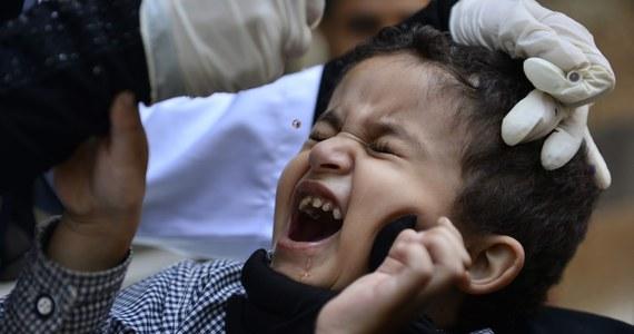 Co najmniej sześć osób zginęło w Peszawarze, na północnym zachodzie Pakistanu, na skutek wybuchu bomby - poinformował portal BBC News. Zdaniem lokalnej policji atak był wymierzony w konwój pracowników rządowego programu szczepień przeciw polio.
