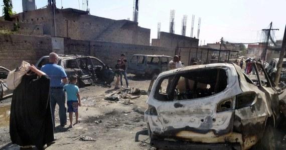 Co najmniej 38 osób zginęło w Bagdadzie i jego okolicach w serii zamachów bombowych - poinformowała policja. Do strzelaniny, w której zginęło sześciu ludzi, doszło w Hilli położonej ok. 100 km na południe od stolicy Iraku.