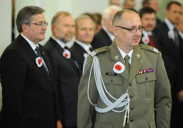 Generał Nosek odwołany przez premiera Tuska