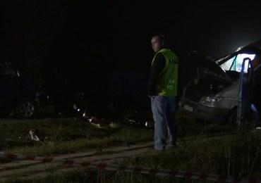 Wypadek w Gnojniku. 3 osoby nie żyją