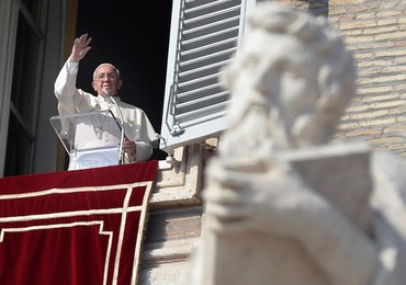 Papież: Żaden grzech nie wykreśla nikogo z pamięci Boga