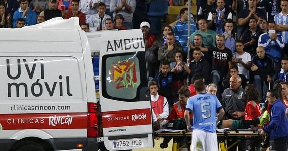 Damien Perquis z poważną kontuzją po meczu ligi hiszpańskiej pomiędzy Malagą a Betisem. W 51. minucie 14-krotny reprezentant Polski upadł nieprzytomny na boisko po zderzeniu z rywalem. Prosto z murawy do szpitala zabrała go karetka.