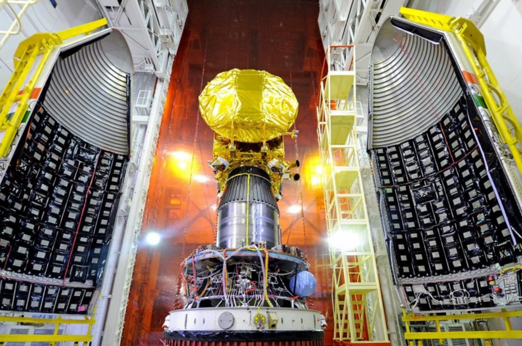 INDIAN SPACE RESEARCH ORGANIZATION (PAP/EPA)