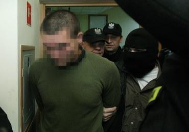 Areszt dla podpalacza budki przy ambasadzie