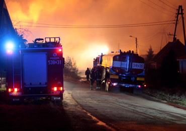 Rząd pomoże poszkodowanym w pożarze w Jankowie