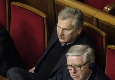 Porażka ws. Tymoszenko – mimo to Kwaśniewski i Cox kontynuują misję na Ukrainie